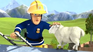 Fireman Sam US full Episodes | High Roof Rescue | 1 Hour Compilation 🔥Kids Movies