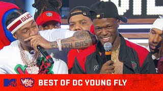 DC Young Fly's Most Shocking & Funniest Moments  😂🔥 Wild 'N Out