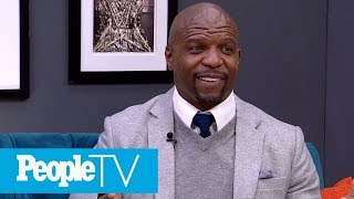 Terry Crews Is Staying In Shape For 'White Chicks 2' | PeopleTV