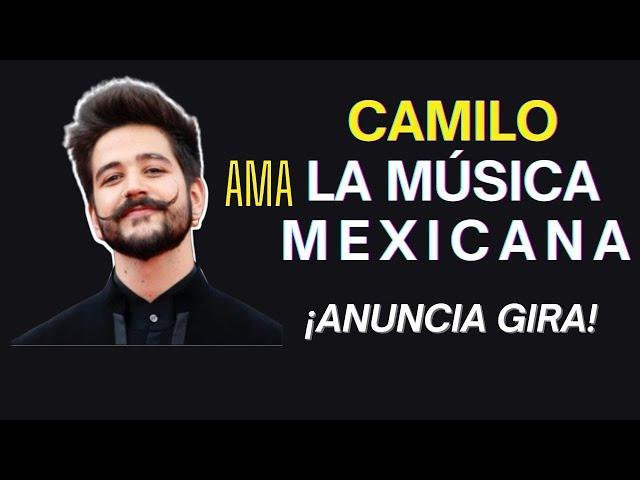 Tuyo y Mío, Camilo ft. Los Dos Carnales en Latin AMAs 2021 - El Aviso Magazine
