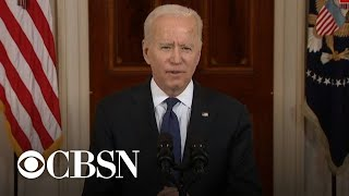 Special Report: Biden speaks about Israel and Hamas cease-fire