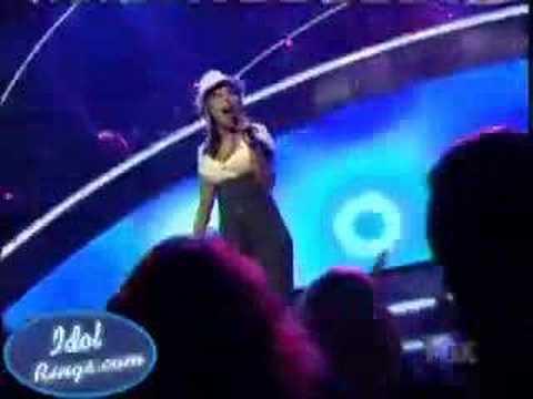 American Idol Top 11 Finalist - Ramiele Malubay