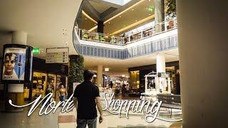 Uma volta no Norte Shopping no Porto...