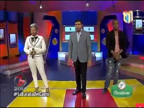 Gregory Ponciano y Leidy Castillo (Gana Leidy)