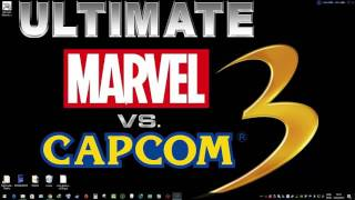 Instalar Ultimate Marvel vs Capcom 3