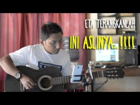 Eta Terangkanlah Versi Asli, Khusnul Khotimah - Opick (Cover Live Acoustic) Anto JL