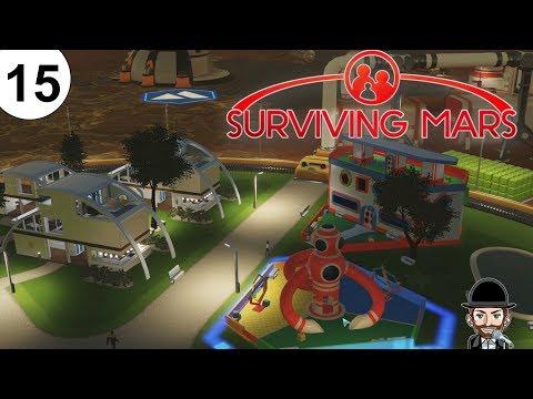 Surviving Mars | 15 | Babyboom auf dem Mars