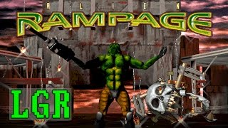LGR - Alien Rampage and the Duke Nukem Forever Platformer