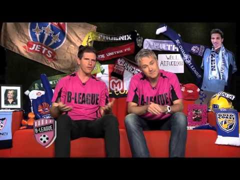 Ep13 B-League w Sam Mac & Jules