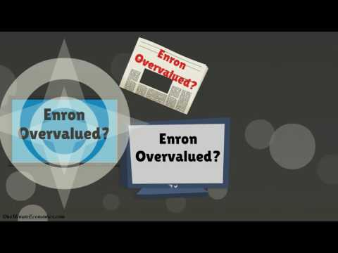The Enron Scandal Explained in One Minute: Corporate Recklessness, Lies and Bankruptcy