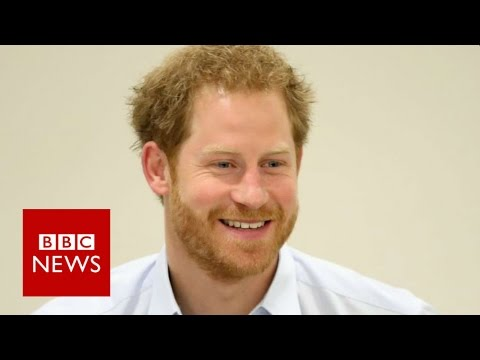 Thumbnail: Prince Harry 'regrets not speaking about Princess Diana's death' BBC News