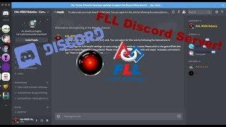 Official Hal-9000 Robotics Discord Server!