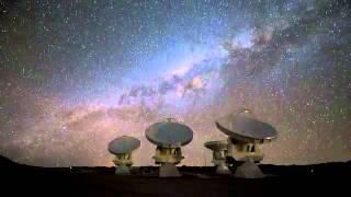 THE MOST STAR GAZING SKY -PARANAL, ATACAMA, CHILE     by ESO