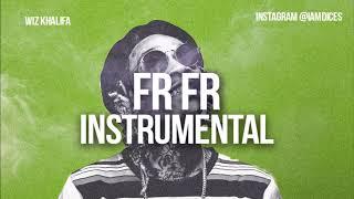 Wiz Khalifa Fr Fr Instrumental Prod. by Dices *FREE DL*