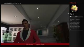 Directo jugando GTA V