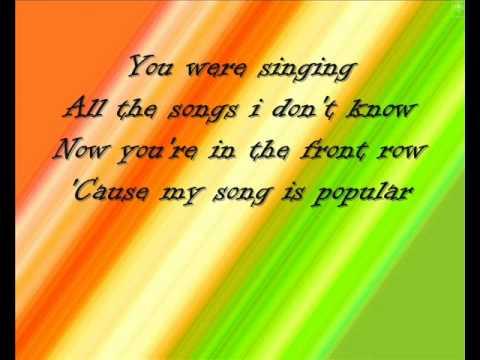 Mika Popular Song (Studio Version + Lyrics)