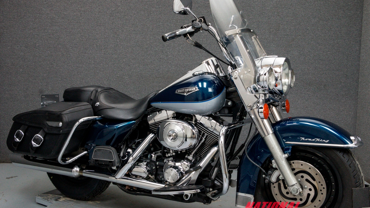 2001 Harley Davidson Flhrci Road King Classic National Powersports Distributors