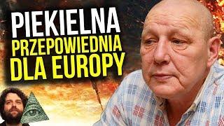 Będzie Fala Ataków w Europie - Piekielna Przepowiednia Jasnowidza Jackowskiego dla Europy 2018 2019