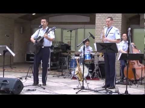 "USAF Band of the Pacific-Asia ""Pacific-Showcase"" Stages Tokyo Japan"