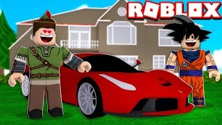I BOUGHT A MANSION AND THREW A PARTY AT ROBLOX!! (Adopt Me!)