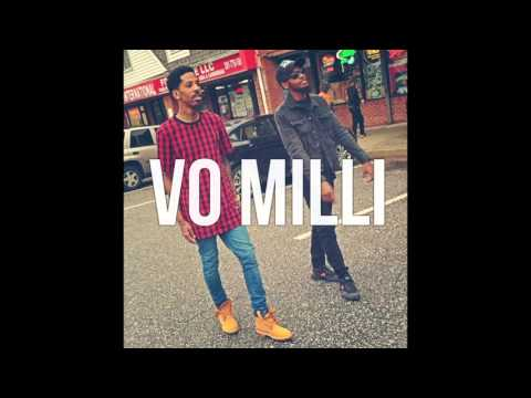 "VO MILLI ""NOW NIGGA FREESTYLE"" (Prod. By 808 recording)"