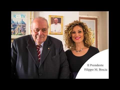 Trailer dell'intervista al Dr. Filippo Maria Boscia, Presidente AMCI