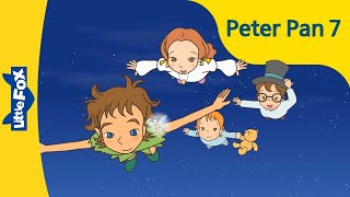 Peter Pan 7: Up in the Sky | Level 6 | By Little Fox