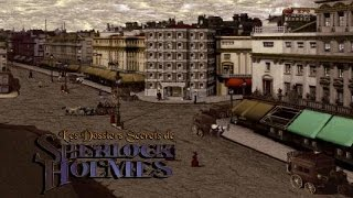 Lost Files of Sherlock Holmes 2 - Case of Rose Tattoo  gameplay (PC Game, 1996)