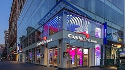 CapitalOne: A Vastly Different Banking Experience