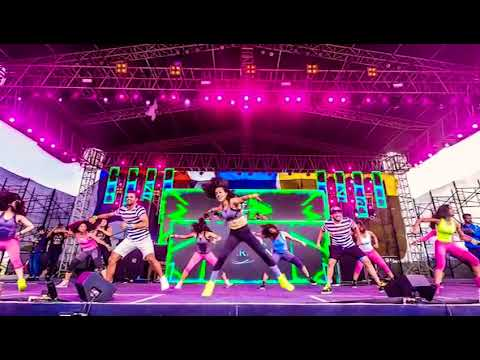 Zumba Fitness Party   Bangalore 2017   23rd September