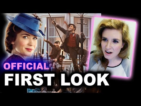 Mary Poppins Returns FIRST LOOK – Beyond The Trailer