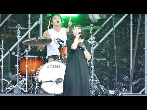170811 SYLPH EMEW (Japan) 부산 락 페스티벌 (Busan Rock Festival) 공연 직캠