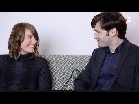 France 2 / Dix Pour Cent saison 3 : interview de Fanny Sidney et Nicolas Maury