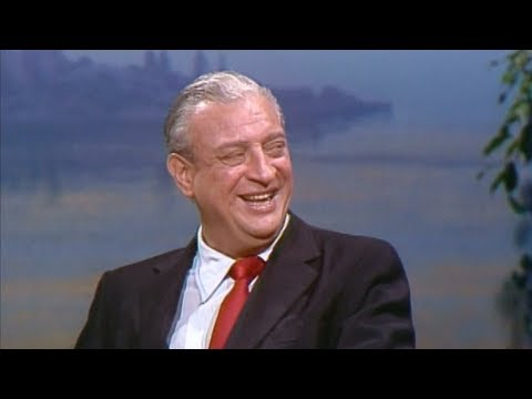 Rodney Dangerfield Has Carson Hysterical Laughing (1980)