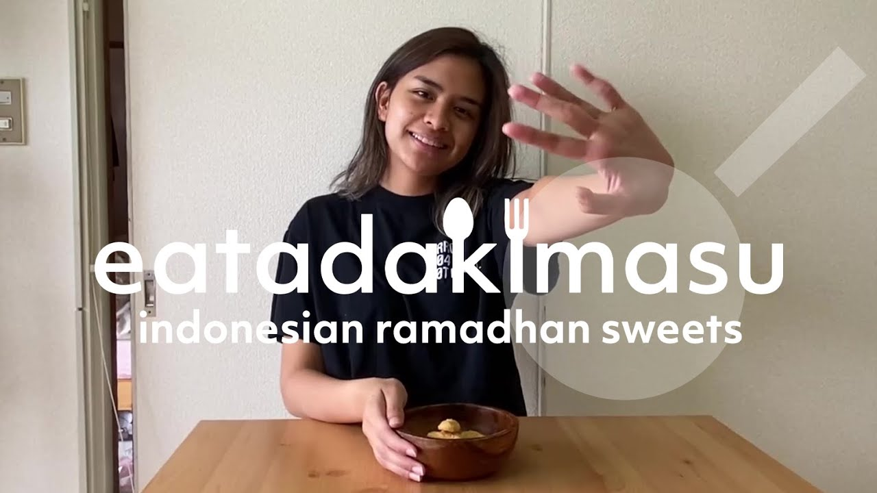 [EATADAKIMASU] Make Indonesian Ramadhan Sweets in Japan! Kastengel