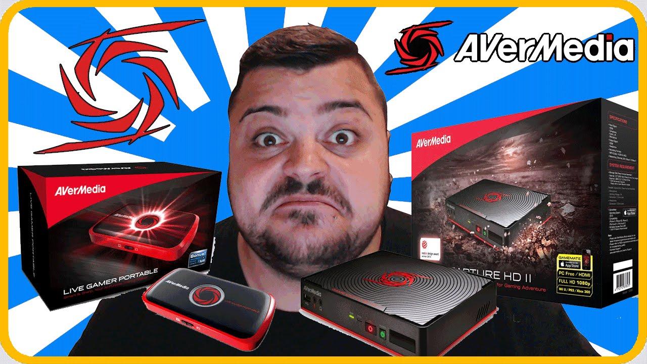 Live Gamer HD - C985 | Product | AVerMedia