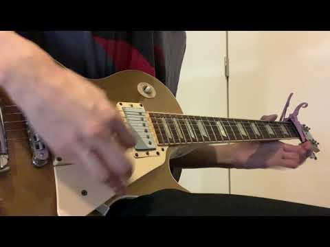 バッドパラドックス / BLUE ENCOUNT ギターコピー