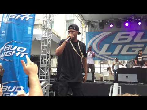Chamillionaire (LIVE) - Hold Up (Houston Beerfest 2K15)