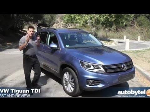 2014 Volkswagen Tiguan TDI *Euro Spec* Video Review