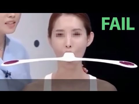 Korea TV Shopping Mistake ~ Ultimate QVC Fail Compilation
