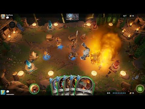 «Золотые» подписчики могут сыграть бесплатно в закрытую бета-версию игры Hand of the Gods