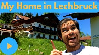 My Home in Lechbruck - My Tour for YOU ;)