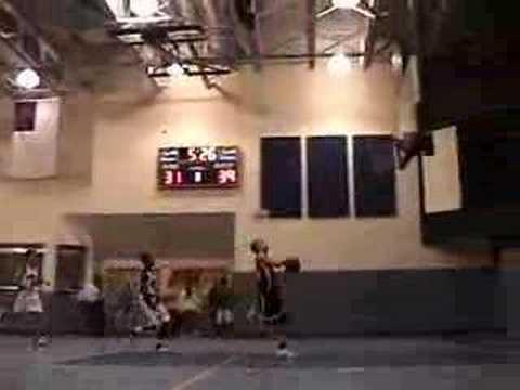 FLCS 2006-07 Basketball vs. Calvary