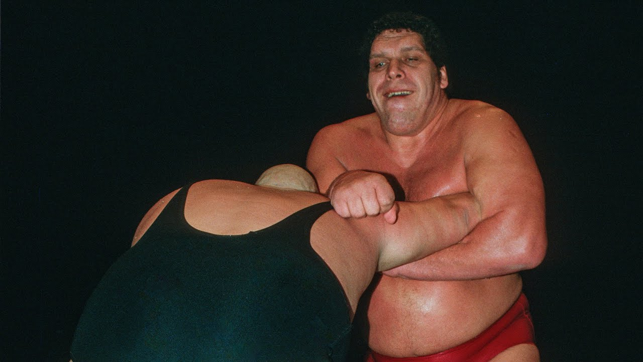 Download Andre the Giant's greatest moments: WWE Playlist