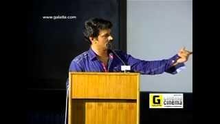 JK Enum Nanbanin Vaazhkai First Look Press Meet
