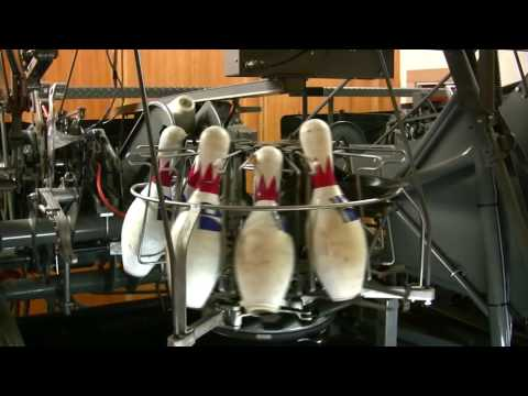 Talk Bowling Episode 28 How A Bowling Pin Setter Works
