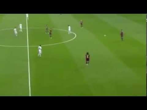 Ronaldo frustated by Barcelona Tikitaka, very fuuny
