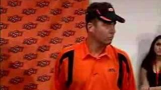 Ameriprise Parody - Oklahoma State Coach Mike Gundy