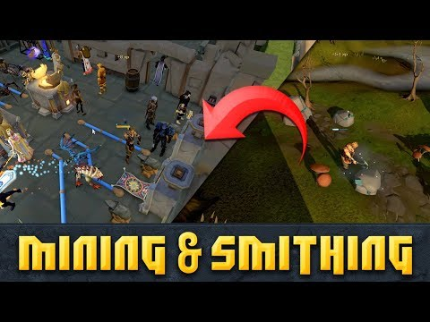 Mining & Smithing Rework! - New RuneScape Content