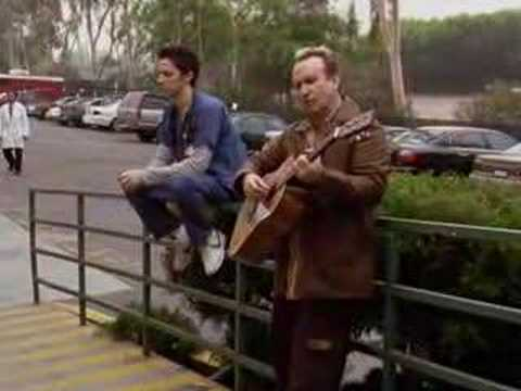 Colin Hay   Overkill from Scrubs  Lyrically in sequence